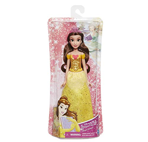 Disney Princess - Disney Princess Brillo Real Bella (Hasbro E4159ES2) , color/modelo surtido