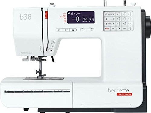 Purchase Bernette 38 Swiss Design Computerized Sewing Machine