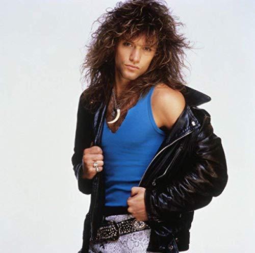 achiever world poster Jon Bon Jovi 12x12