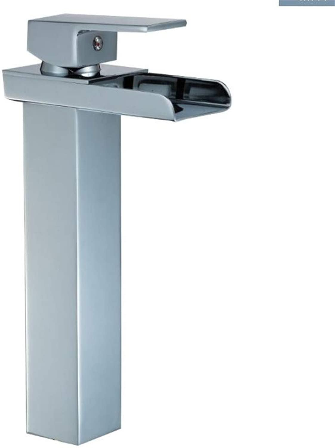Basin Mixer Tap Galvanized Bathroom Washbasin European Style Hot and Cold Water Mixing Faucet Hose.