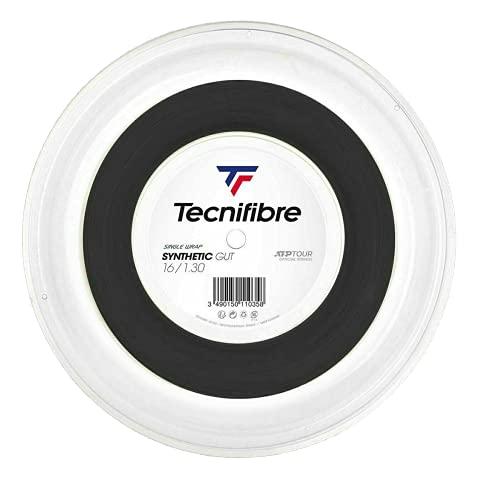 Tecnifibre Bobine 200M-SYNTHETIC Gut 1.30 Cordage...