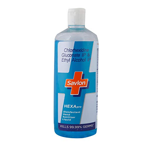 Savlon Hexapro Hand Sanitiser Liquid - 500ml
