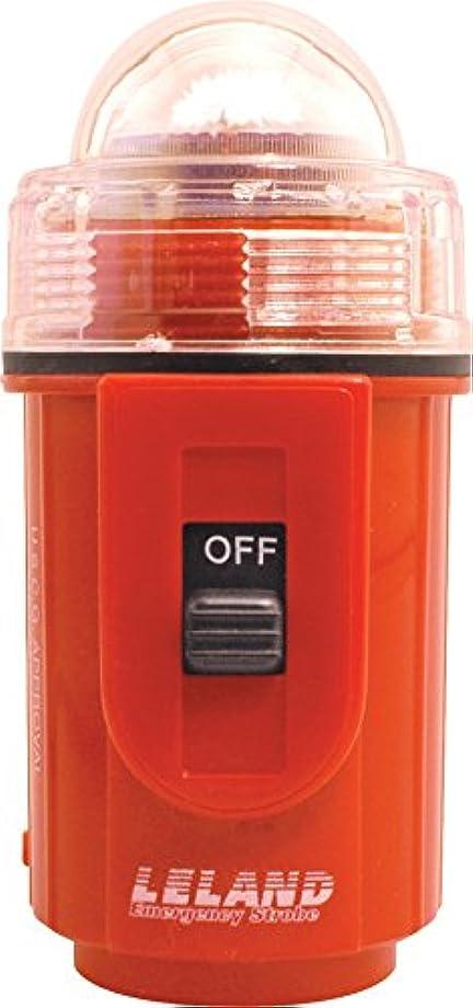 Emergency Strobe Light Orange