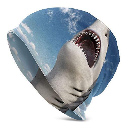 QUEMIN Baratos Tiburones Mar Azul Cielo Cielo Estrellado Gorra de Calavera Gorro...