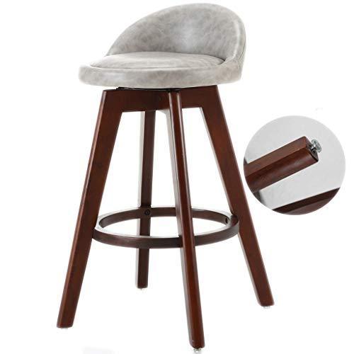 Barhocker Hausbar Tische und Stühle, Rezeption (Color : F, Size : 53cm)