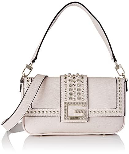 Guess Bag, Bolsa de Hombro Bling Shoulder Mujer, STO, Talla única