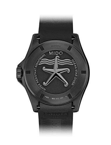 MIDO(ミドー)オーシャンスター『ダイバー600(M026.608.37.051.00)』