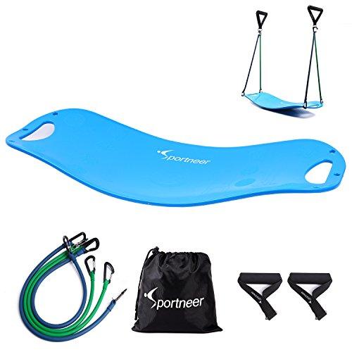 Sportneer Tabla de equilibrio para fitness, entrenamiento de equilibrio,...