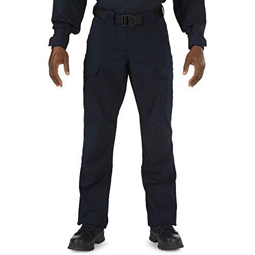 5.11 Stryke TDU 74433 Pantalon Tactique Haute Performance pour Homme, Homme, 74433, Bleu Marine, 34W / 30L