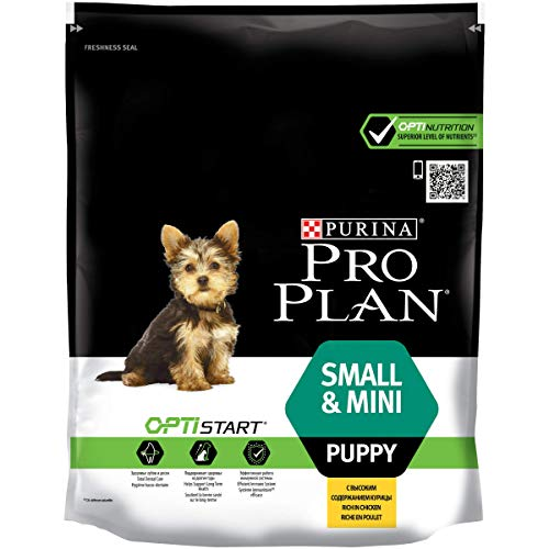 Purina ProPlan Small Puppy Start pienso para perro cachorro con Pollo 8 x 700 g