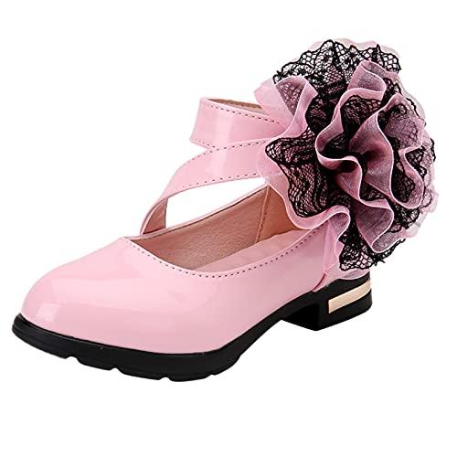 JDGY Zapatos de baile para niña, sandalias de princesa, zapatos infantiles, zapatos...