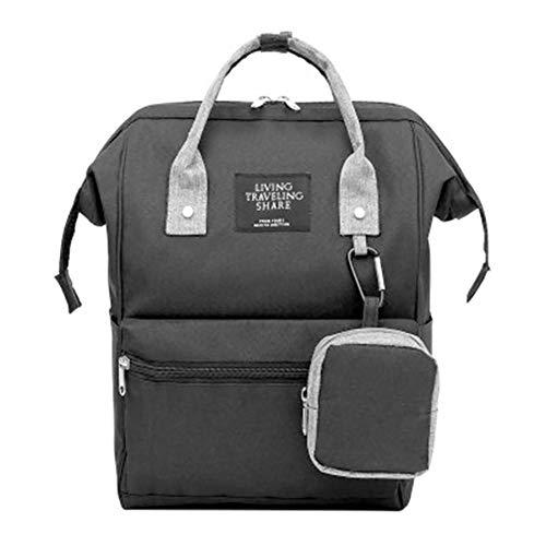 MSYOU Multifunctional Backpack Large Capacity Casual Handbags for Travel Shoulder Bag