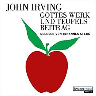 Gottes Werk und Teufels Beitrag                   By:                                                                                                                                 John Irving                               Narrated by:                                                                                                                                 Johannes Steck                      Length: 28 hrs and 37 mins     Not rated yet     Overall 0.0