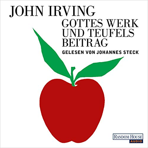 Gottes Werk und Teufels Beitrag                   By:                                                                                                                                 John Irving                               Narrated by:                                                                                                                                 Johannes Steck                      Length: 28 hrs and 37 mins     1 rating     Overall 4.0