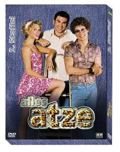 Alles Atze - 2. Staffel [2 DVDs] [Vinyl LP]