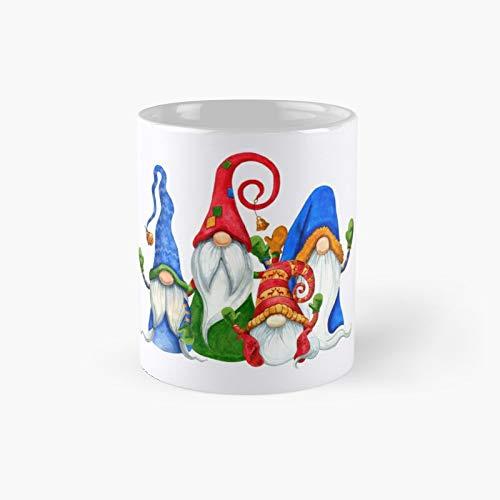 Taza clsica de Navidad   El mejor regalo divertidas tazas de caf de 325 ml