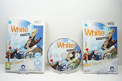 Nintendo Wii Shaun White Snowboarding: World Stage [video game] [Importado de Francia]