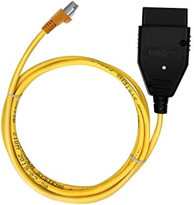 ENET Data OBD to Ethernet E SYS ICOM RJ45 to 16 Pin Diagnostic Coding Cable for F Series 1 Series product image