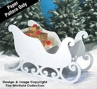 Best wooden sleigh yard decoration Reviews