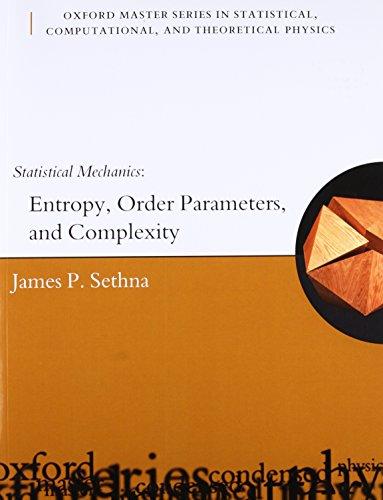 Statistical Mechanics: Entropy, Ord…