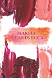 New Makeup Chart Notebook: This simple book is the easiest step to making your beautician work just a lot easier.