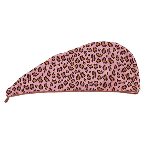Pixnor Microfibre Cheveux Turban Wrap Séchage Serviette Wrap Super Absorbant Séchage Rapide Cheveux Turban Cap pour Sécher Les Cheveux Bouclés Longs Et Épais