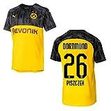 PUMA BVB Trikot Cup Herren 2020 - PISZCZEK 26, Größe:XL