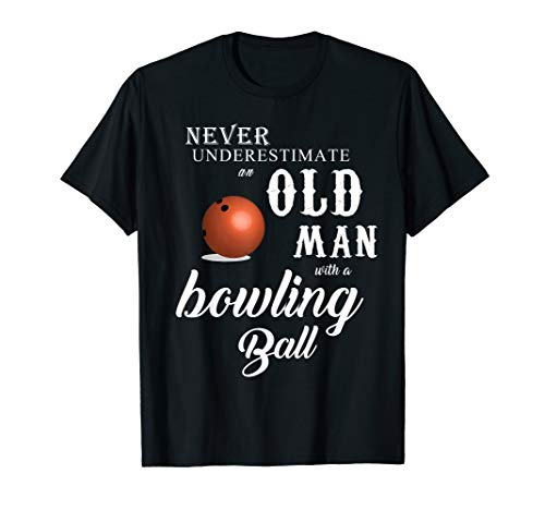 Never underestimate an old man with a bowling ball