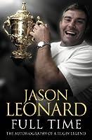 Jason Leonard: Full Time