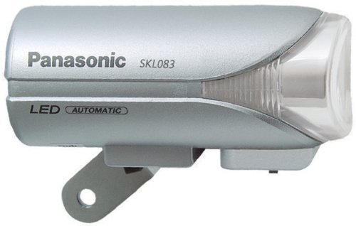 Panasonic(パナソニック) ワイドパワーLEDかしこいランプV2 前照灯 シルバー SKL083