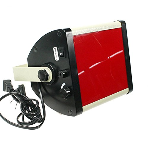 LegacyPro Red Safelight Red Darkroom Safelight, Black (62012)