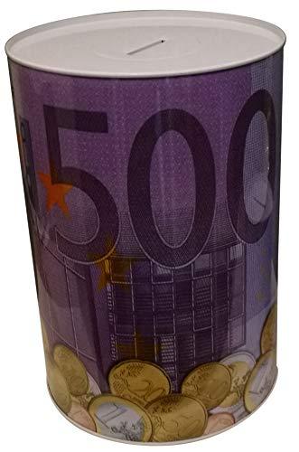 GW Handels UG Spardose Sparschwein XXL groß Sparbüchse Kinder 500 Euro-Note (500 Euro)