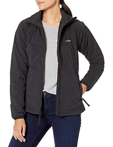 Columbia Damen Insulated Jacket Tandem Trail Isolierte Jacke, schwarz, X-Small