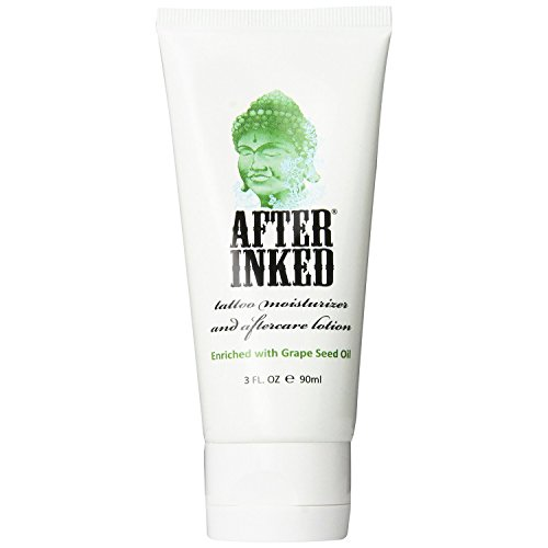 AFTER INKED(アフターインク) AFTER INKED アフターインク タトゥー刺青アフターケア専用 保湿クリーム