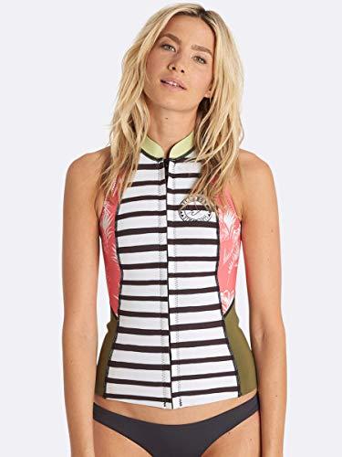 BILLABONG 2017 Salty Dayz 1mm Neoprene Vest Multi C41G05 Sizes- - Ladies 8
