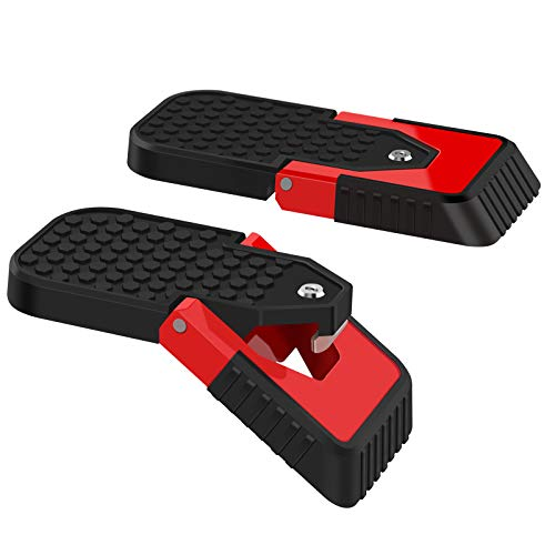 GOLDTRUE Car Door Step,Foldable Car Door Step Supports Both Feet, Roof Assist,Climbing Assisted Car...