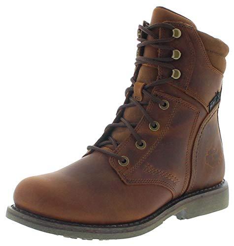FB Fashion Boots D97029 Darnel Ce - Stivali da Motociclista, con Scarpa, Marrone (Marrone), 44 EU
