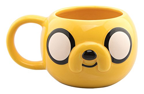 Adventure Time Tasse Finn weiß