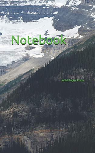 Notebook: Forest hiking bushwalking bushwalker boots walking hike bush rainforest