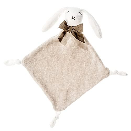 Maud N Lil Doudou Animaletti Con Hangtag Coniglio Morbido Grigio - 400 g