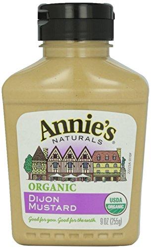 Annie's Naturals Organic Dijon Mustard, 9 oz