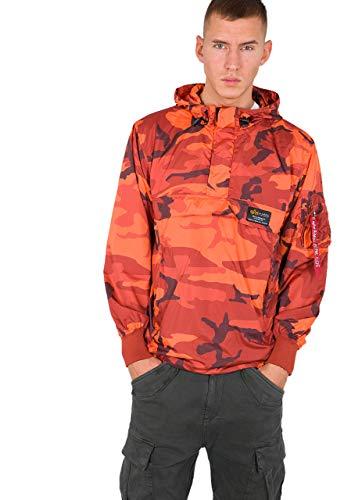 ALPHA INDUSTRIES Herren Übergangsjacken Glider Camouflage M