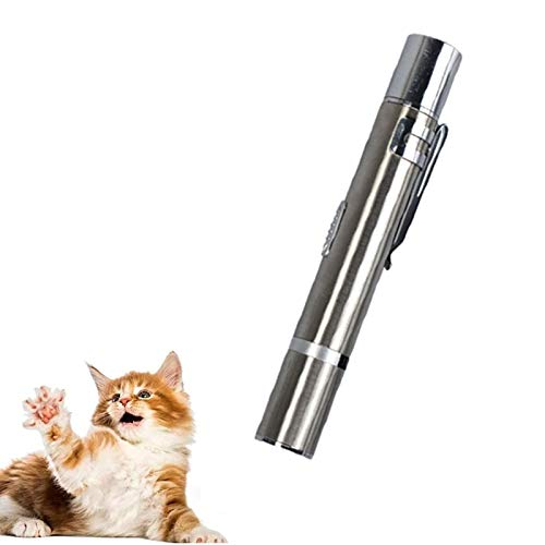 NBSXR -Juguete Interactivo para Gatos, Juguetes para Gatos para Hacer Ejercicio, Juguete de Entrenamiento para Mascotas para Hacer Ejercicio, Buenos Juguetes, Gatos para Jugar