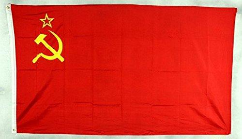 Sowjetunion UdSSR Flagge Großformat 250 x 150 cm wetterfest Fahne