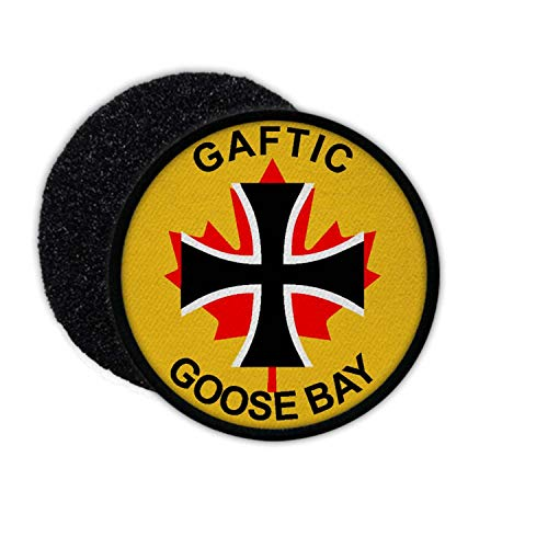 Copytec Patch Gaftic Goose Bay Canadian Forces Militärflugplatz Happy Valley #30980