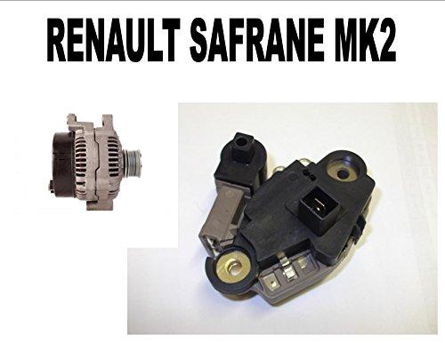 Regulador alternador para Renault Safrane MK2 MK II 2.0 2.5 16 V...