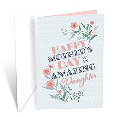 Prime Greetings Mother's Day Card Daughter