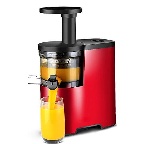 Sap en plantaardige fruitpers, Thuis automatische blender, Multi-functie Juicer Machine voor 2 Speed Modes BPA-vrij