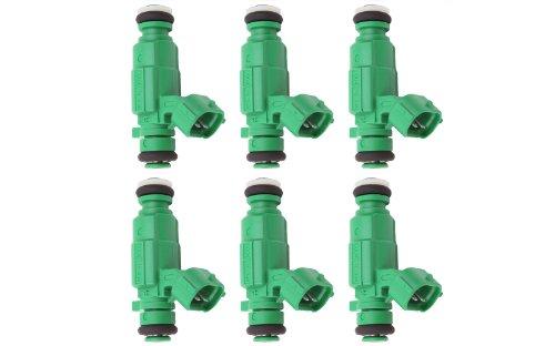 oem Fuel Injector 6pcs for 03-08 Tiburon 2.7L Factory OEM [3531037150][X6]