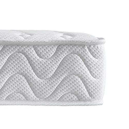 Arensberger ® Sofia 7-Zonen Taschenfederkern Matratze, 140 x 200 cm, Höhe 18cm